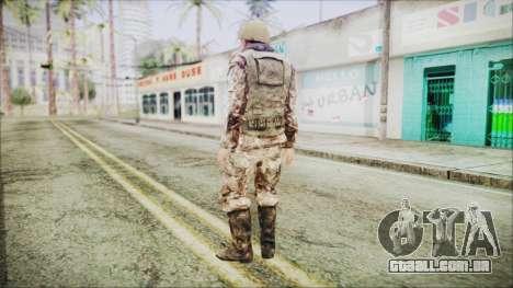 World In Conflict Generic Russian para GTA San Andreas terceira tela