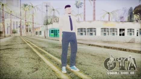 GTA Online Skin 38 para GTA San Andreas segunda tela