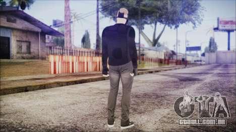 GTA Online Skin 53 para GTA San Andreas terceira tela