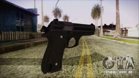 PayDay 2 Bernetti 9 para GTA San Andreas segunda tela
