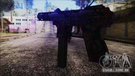 TEC-9 Search and Rescue para GTA San Andreas segunda tela