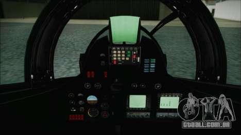 GTA 5 Savage para GTA San Andreas vista direita