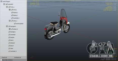Pappa-Tunturi (Beta) para GTA 4 traseira esquerda vista