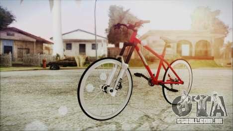 Scorcher Racer Bike para GTA San Andreas