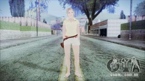 Steph Skin para GTA San Andreas segunda tela