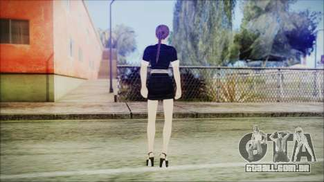 Lara Flaca Business Suit para GTA San Andreas terceira tela