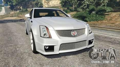 Cadillac CTS-V 2009 para GTA 5