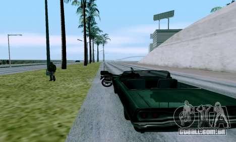 uM ENB para PC fraco para GTA San Andreas segunda tela