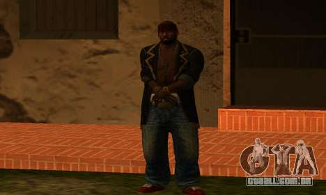 Mens Mega Pack para GTA San Andreas sétima tela