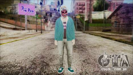 GTA Online Skin 21 para GTA San Andreas segunda tela