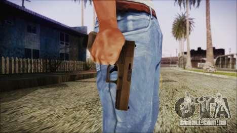 PayDay 2 STRYK 18c para GTA San Andreas terceira tela
