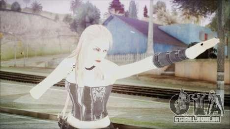 DMC4 Trish para GTA San Andreas