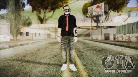 GTA Online Skin 15 para GTA San Andreas segunda tela