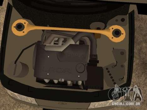 VAZ 2110 DPS para o motor de GTA San Andreas