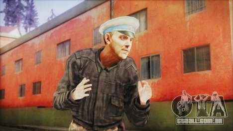World In Conflict Lebdjev para GTA San Andreas