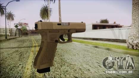 PayDay 2 STRYK 18c para GTA San Andreas segunda tela