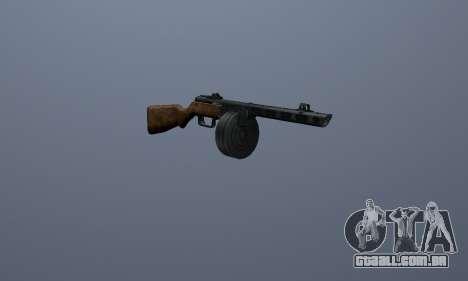PCA para GTA San Andreas segunda tela