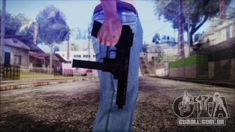 TEC-9 Search and Rescue para GTA San Andreas terceira tela