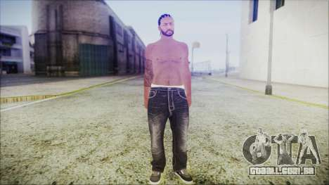 Skin GTA Online 1 para GTA San Andreas segunda tela