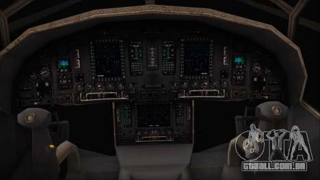 Tom Clancys Splinter Cell Blacklist Scout para GTA San Andreas vista direita