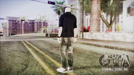 GTA Online Skin 15 para GTA San Andreas terceira tela