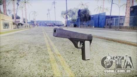 GTA 5 Vintage Pistol - Misterix 4 Weapons para GTA San Andreas segunda tela