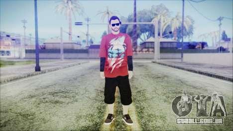 GTA Online Skin 27 para GTA San Andreas segunda tela
