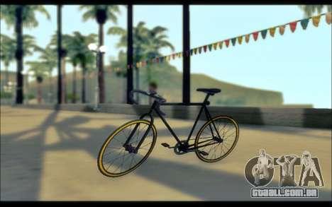 GTA V Fixter para GTA San Andreas esquerda vista