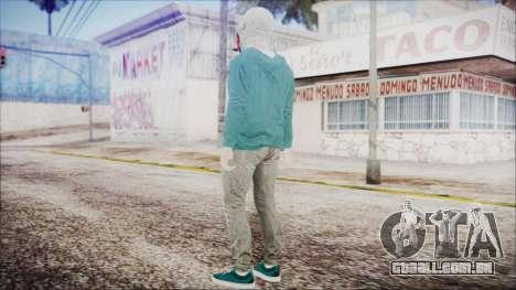 GTA Online Skin 21 para GTA San Andreas terceira tela