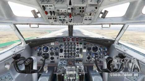 Boeing E-3 Sentry para GTA 5
