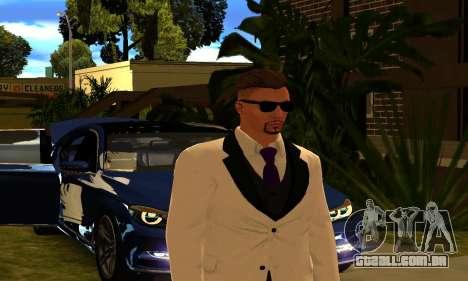 Mens Mega Pack para GTA San Andreas terceira tela