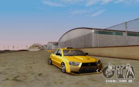 Ikco Dena Full Tuning para GTA San Andreas