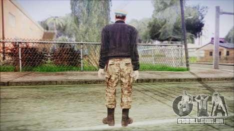 World In Conflict Lebdjev para GTA San Andreas terceira tela