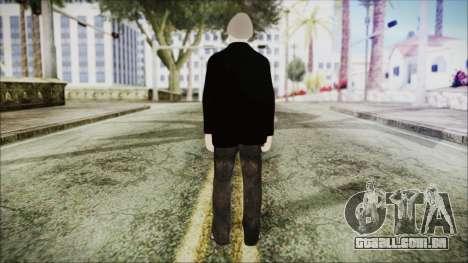 GTA Online Skin 25 para GTA San Andreas terceira tela