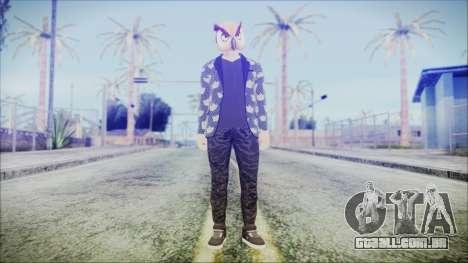 GTA Online Skin 58 para GTA San Andreas segunda tela
