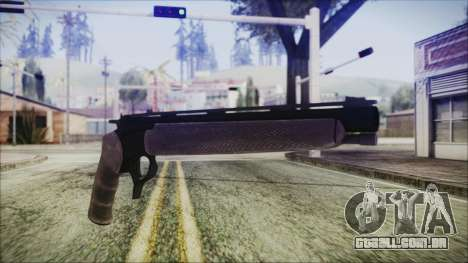 GTA 5 Marksman Pistol - Misterix 4 Weapons para GTA San Andreas