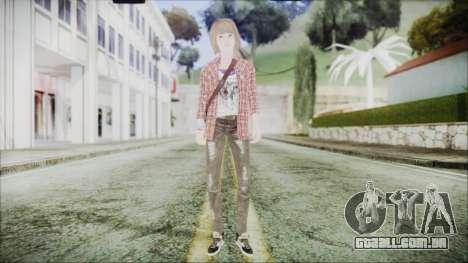 Life Is Strange Episode 3 Max Amber para GTA San Andreas segunda tela