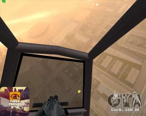 Insanidade, no estado de San Andreas v1.0 para GTA San Andreas décima primeira imagem de tela