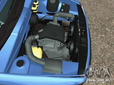 Volkswagen Passat B3 Variant para GTA San Andreas vista superior
