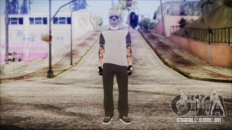 GTA Online Skin 51 para GTA San Andreas segunda tela