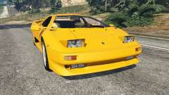 Lamborghini Diablo Viscous Traction 1994