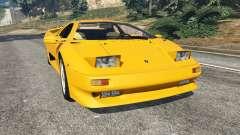 Lamborghini Diablo Viscous Traction 1994