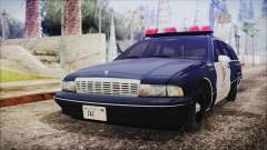 Chevrolet Caprice Station Wagon 1993-1996 LSPD para GTA San Andreas