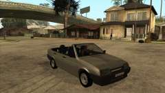 VAZ 21099 Conversível para GTA San Andreas