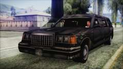 The Romeros Hearse para GTA San Andreas