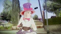 Dead Or Alive 5 LR Honoka Halloween 2015 para GTA San Andreas