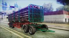 Iveco EuroTech Forest Trailer