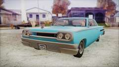GTA 5 Declasse Clean Voodoo Bobble Version IVF para GTA San Andreas