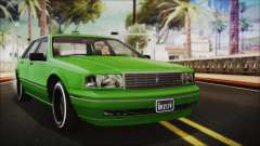 GTA 5 Albany Primo Custom No Interior IVF