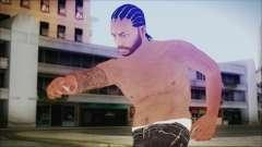 Skin GTA Online 1 para GTA San Andreas
